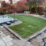 completed new lawn